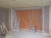 Aanbouw serre Oude Bildtzijl Timmer en onderhoudsbedrijf A. Rozenga