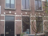 Kozijnen en voordeur in stijl Leeuwarden Timmer en onderhoudsbedrijf A. Rozenga